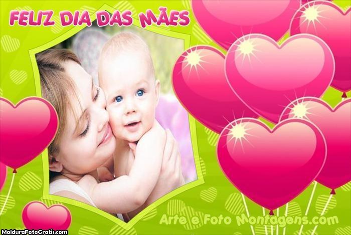 Dia das Mães Balões de Amor