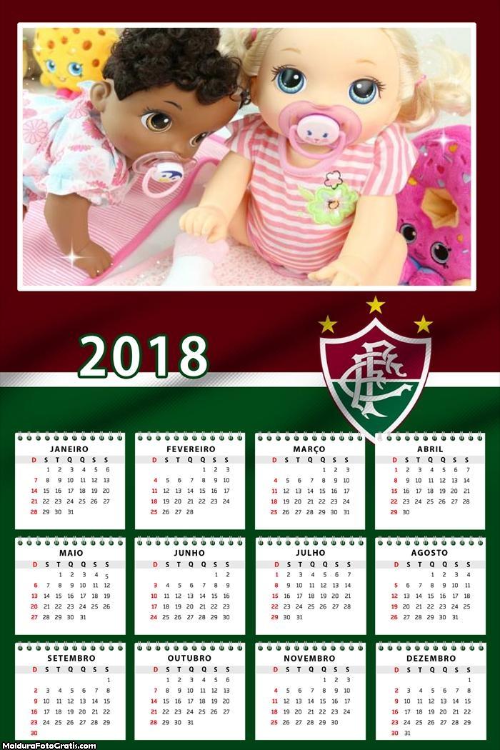 Calendário Fluminense 2018