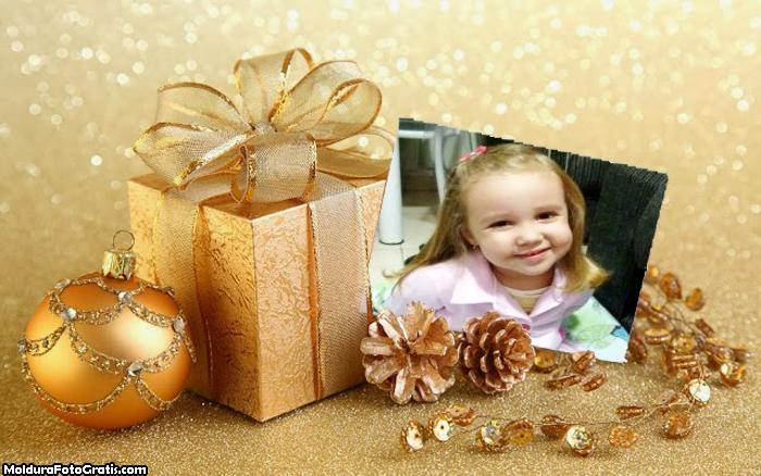 Presente Lindo de Natal