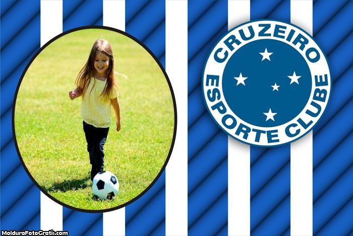Cruzeiro Esporte Clube Moldura