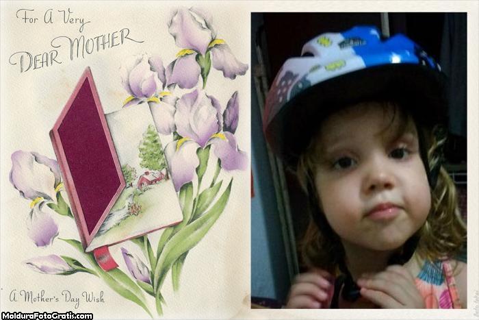 FotoMoldura Dear Mother