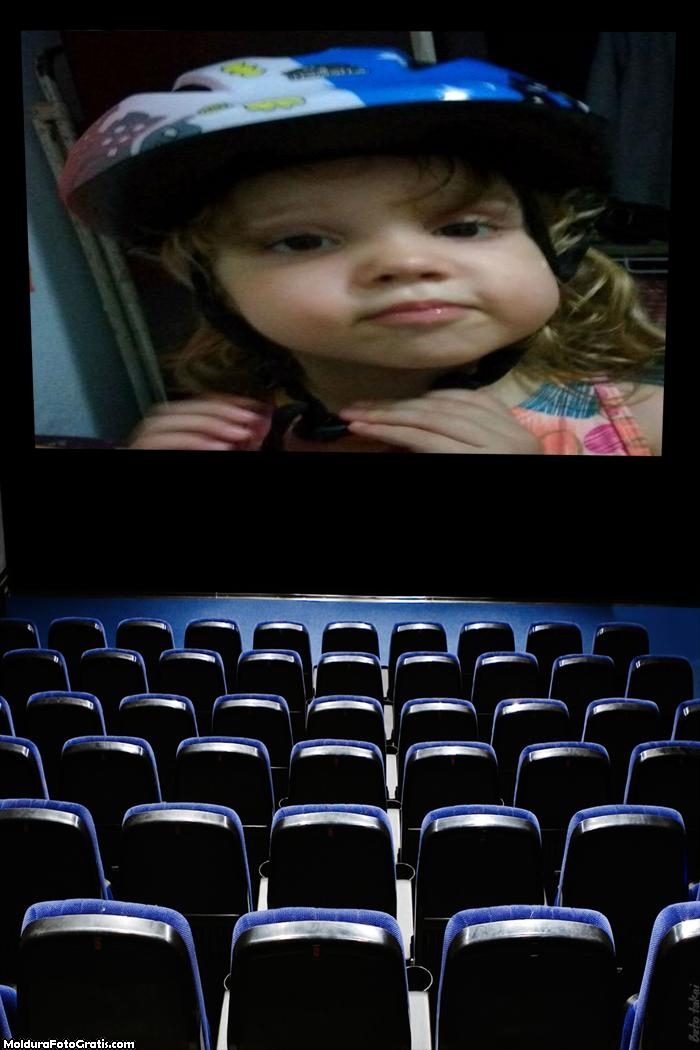FotoMoldura Cadeiras de Cinema