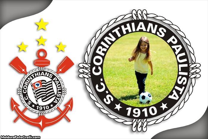 Corinthians Montagem de Foto