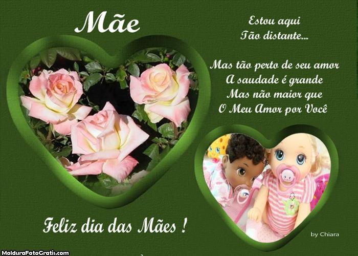 Mensagem Meu Amor por Você Dia das Mães