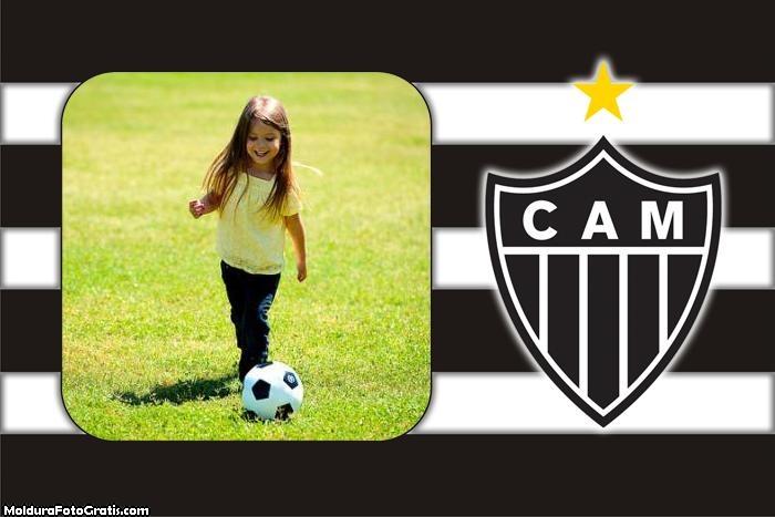 Atlético Mineiro Moldura
