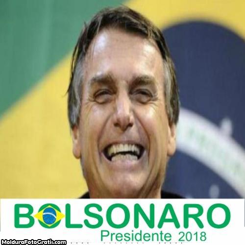 Tarja Bolsonaro Presidente