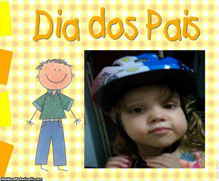 Moldura PNG Dia dos Pais