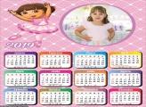 Calendário Dora Aventureira Bailarina 2019