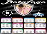 Calendário do Botafogo Time 2018