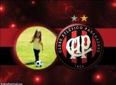 Atlético Paranaense Montagem de Foto
