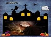 Casa da Bruxa Moldura