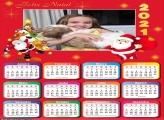 Calendário Papai Noel 2021