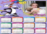 Calendário do Frajola Aniversário 2021