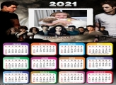 Calendário Saga Crepúsculo 2021
