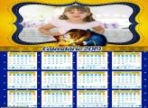 Calendário A Bela e a Fera 2019