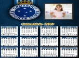 Calendário do Cruzeiro 2019