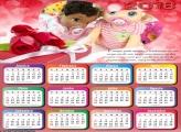 Calendário do Amor 2018