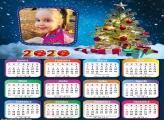 Calendário Feliz Natal Amor 2020