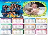 Calendário das Chiquititas 2021