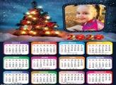 Calendário Natal 2020 Whatsapp