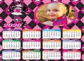 Calendário Monster High 2020
