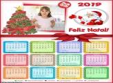 Calendário Árvore de Natal 2019