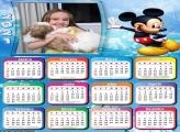 Calendário Mickey 2021