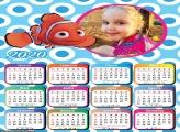 Calendário Nemo 2020