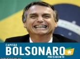 Capitão Bolsonaro Moldura