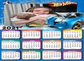 Calendário Candide Faster Hot Wheels 2021