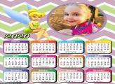 Calendário TinkerBell 2020