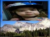 FotoMoldura Montanhas da Natureza