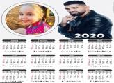 Calendário do Dilsinho 2020