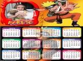 Calendário Naruto 2021