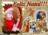 Moldura Nascimento Jesus Cristo