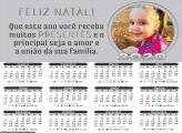 Calendário Votos Natalinos 2020