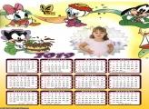 Calendário Taz Mania Baby 2019