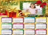 Calendário Presente Natalino 2019