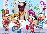 Carnaval da Turma da Mônica Moldura