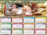 Calendário Canção Infantil Natalina 2021