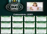 Calendário do Coritiba 2019