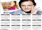 Calendário Fábio Junior 2020