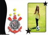 Foto Moldura do Corinthians