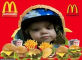 FotoMoldura MC Donalds