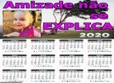 Calendário de Amizade 2020