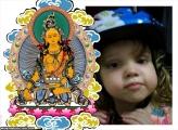 FotoMoldura Religião Budismo