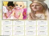 Calendário Maria Rogai por Nós 2018