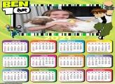 Calendário Ben 10 2021