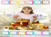 Calendário Presentes de Natal 2019