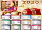 Calendário Meu Presente 2020